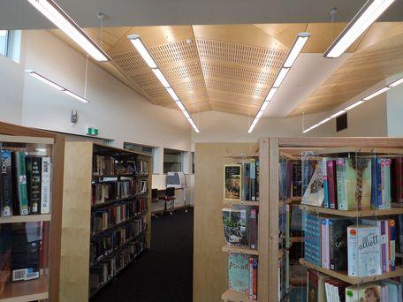 bordertown library