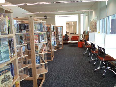 bordertown library inside 3