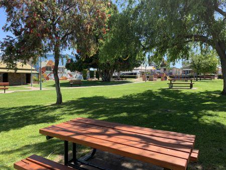 Bordertown Apex Park