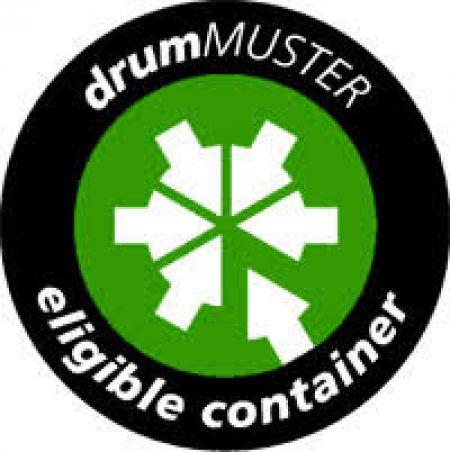 DrumMuster logo