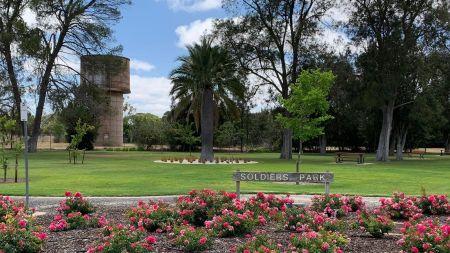 Bordertown Soldiers Park